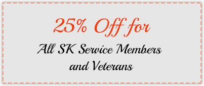 All SK Service Members and veterans